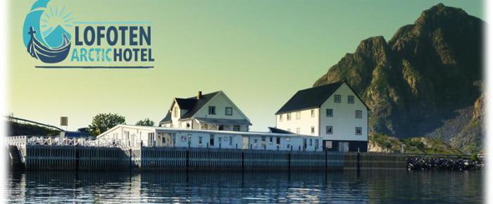 Hotell ved Lofoten
